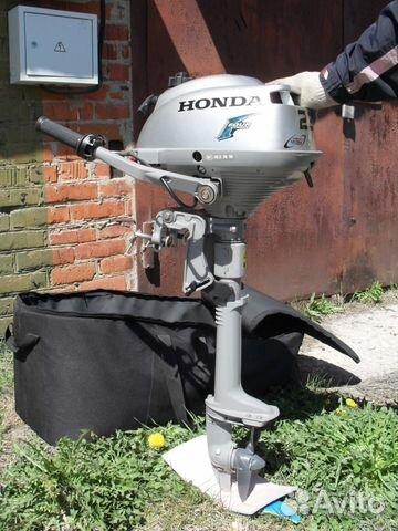 купить лодочный мотор honda 4-х тактный