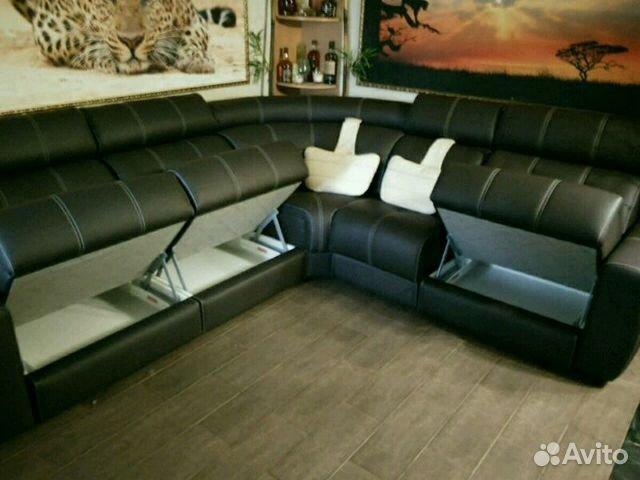 Кожаный диван угловой куплю Москва
