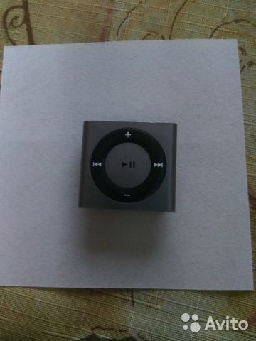 Мр3- плеер iPod shuffle 2G 89892678581 купить 1