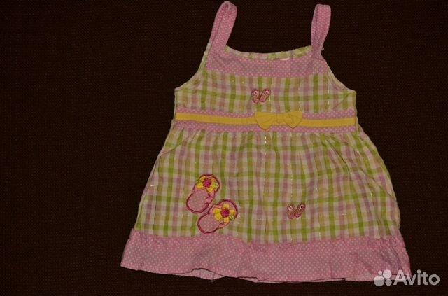 Продам летние платьица 89806577675 купить 1