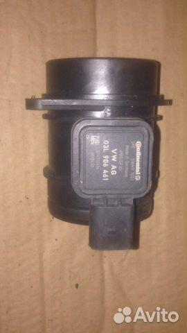Расходомер воздуха Фольксваген Гольф VII 03L906461— фотография №1