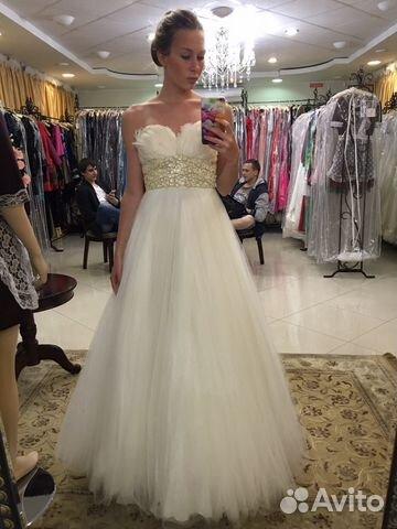 Вечернее (свадебное) платье Jovani оригинал