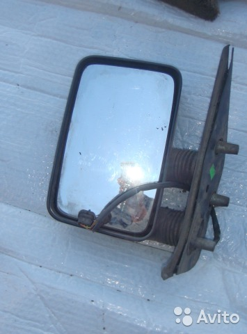 замена зеркального элемента фиат дукато 2007г