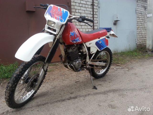 Продам мотоцикл Honda XR 250