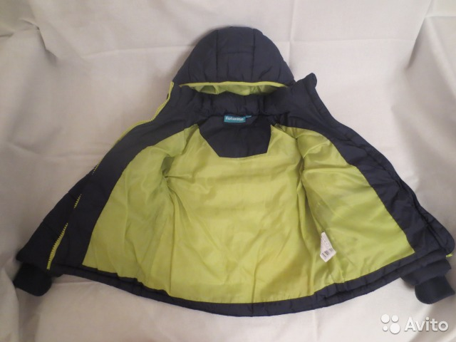 Куртка демисезонная Futurino 89876780958 купить 3