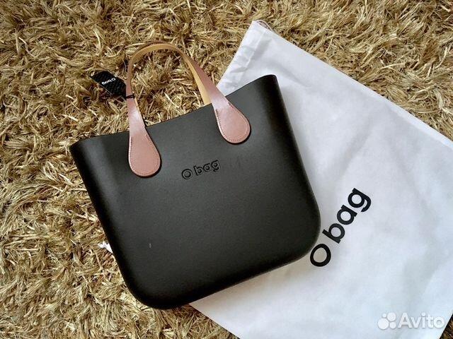c766f81b2a04 O Bag Mini сумка чёрная с ручками цвета Phard | Festima.Ru ...