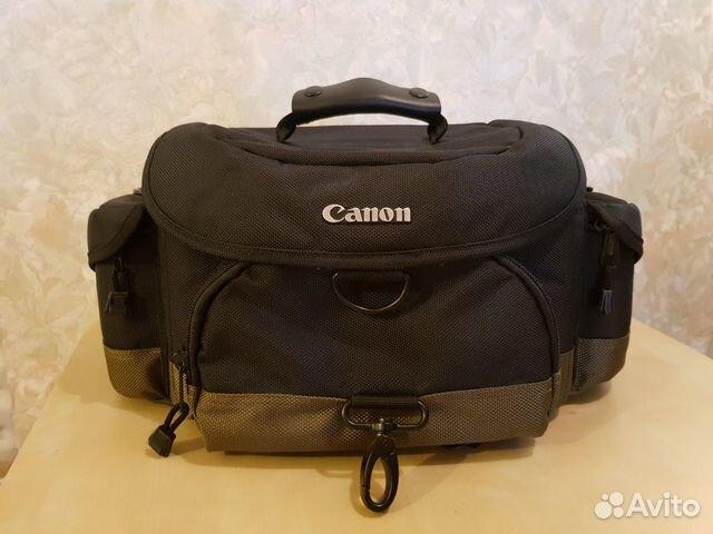 3c648d37248d Фотосумка canon купить в Тульской области на Avito — Объявления на ...