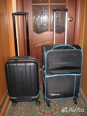 c3ebc52079da Сумка ProAce, чемоданы на колёсах купить в Москве на Avito ...