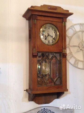 33173015aeb39 Старинные настенные часы купить в Санкт-Петербурге на Avito ...