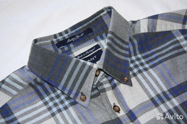 3d56d46c3774eed Рубашка Gant новая | Festima.Ru - Мониторинг объявлений
