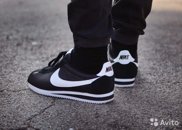 e8bb30ec Кроссовки Nike Cortez 43 и 42 размер Найк кортез | Festima.Ru ...