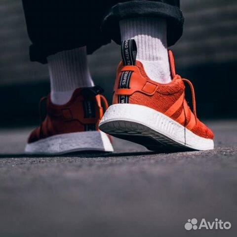 timeless design f8e86 ca603 Кроссовки adidas originals NMD R2 PK BY9915 купить в Омской ...
