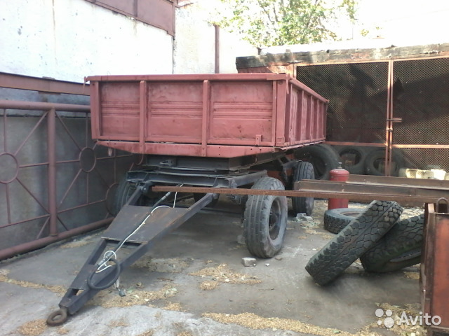 купить прицеп трактор