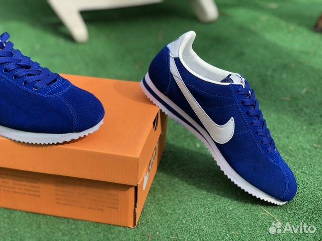 Кроссовки Nike Cortez Blue white 43 р-р купить в Челябинской области ... 97266105743