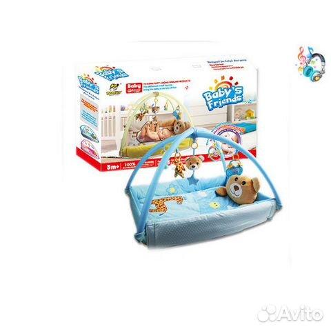 Детский игровой коврик 100812515 купить в Москве на Avito ... 861bd27598f