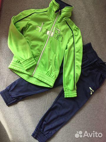 3fd1f9b10f96 спортивный костюм Diadora новый купить в санкт петербурге на Avito