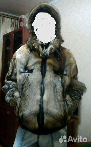 Куртка из меха волка 89507931979 купить 1