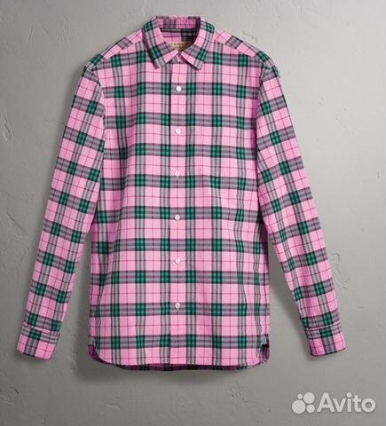 59e1d19a49ca Рубашка Burberry,новая,оригинал купить в Санкт-Петербурге на Avito ...