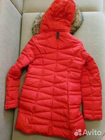 Куртка пуховая зимняя 89086408647 купить 2