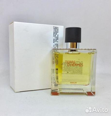 Hermes Terre Dhermes Parfum Pour Homme купить в санкт петербурге на