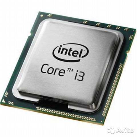 Процессор Intel Core i3-2100 (LGA1155, 3.1GHz)— фотография №1