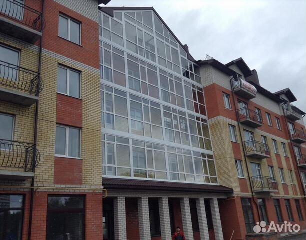 Продается однокомнатная квартира за 2 300 000 рублей. Ульяновск, проспект Нариманова, 1Г.
