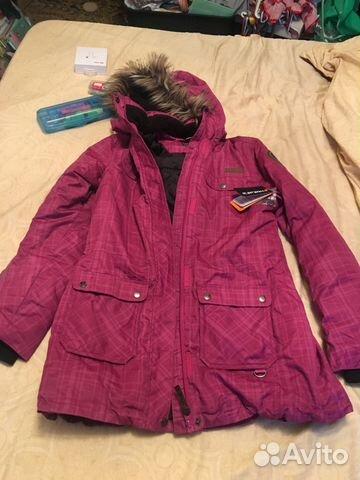 Новая парка зимняя куртка IcePeak р.44 купить в Москве на Avito ... ce65fd6c581