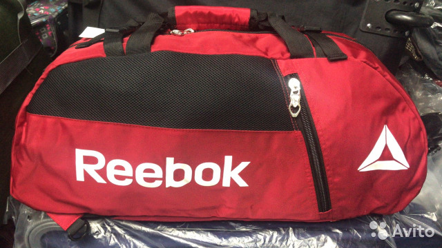 7e582343ca7e Спортивная сумка Reebok | Festima.Ru - Мониторинг объявлений