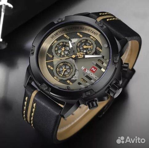 cf557a03cfe7 Классические оригинальные часы naviforce NF9110   Festima.Ru ...