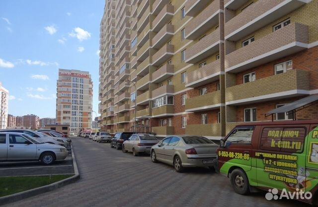 Продается однокомнатная квартира за 1 850 000 рублей. Краснодар, улица Петра Метальникова.