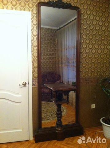 Antik spegel