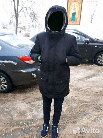 Зимняя куртка (парка )  купить 1
