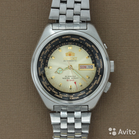 32780fd6 Orient automatic часы Ориент с автоподзаводом в купить в Москве на ...
