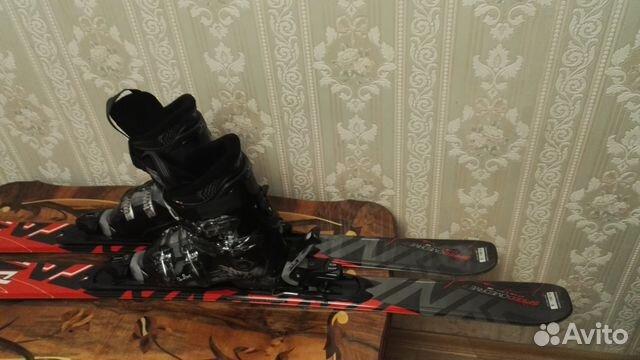 Комплект Горные лыжи Dynastar и ботинки Dalbello— фотография №1 f1563a7a4d6