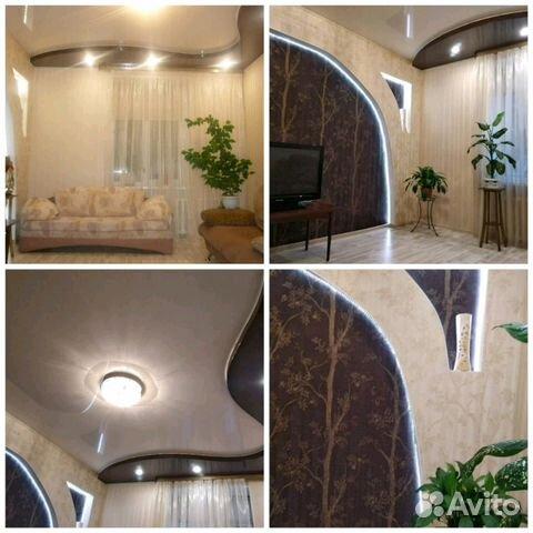 Продается трехкомнатная квартира за 5 000 000 рублей. Нижний Новгород, Должанская улица, 33/11.
