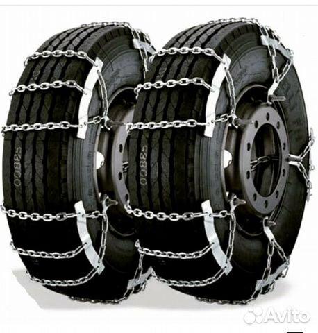 Цепи колесные R22.5