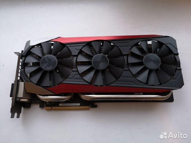 Asus AMD Radeon R9 390X strix купить в Кемеровской области
