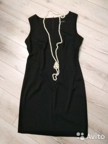 62b7a7abeb9 Маленькое чёрное платье