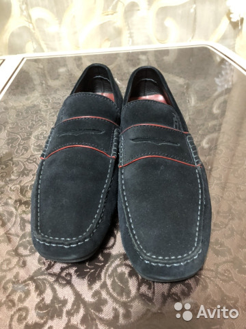 356ad3de9 Замшевые мокасины Zara | Festima.Ru - Мониторинг объявлений