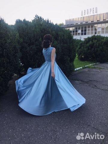 41ab70f1c36 Выпускное вечернее платье