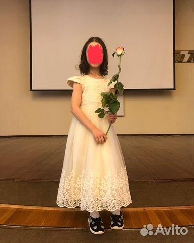 286d082f62f Платье детское нарядное