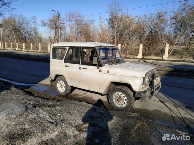 Купить УАЗ Hunter пробег 122 000.00 км 2004 год выпуска