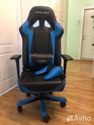 Компьютерное кресло DXRacer Sentinel