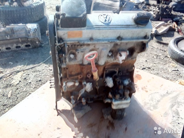 89026196331 Двигатель Volkswagen Passat B4 2E 1994