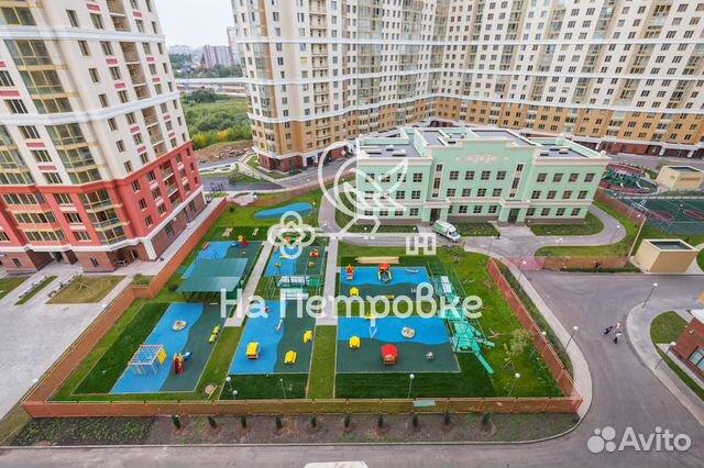 Продается трехкомнатная квартира за 35 000 000 рублей. г Москва, ул Мосфильмовская, д 88 к 4 стр 2.