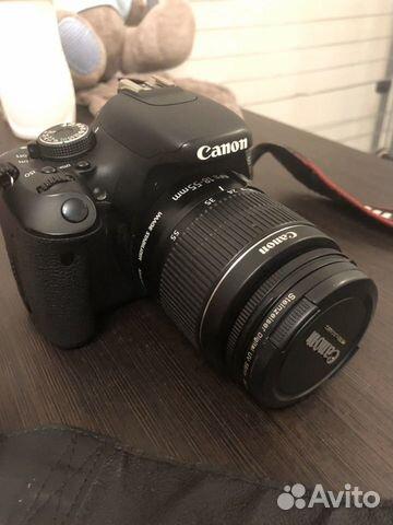 Фотоаппарат canon 600d | Festima Ru - Мониторинг объявлений