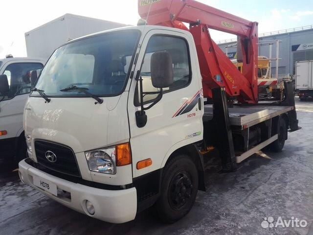 e7c954c4d874c Hyundai HD 78 автогидроподъемник купить в Санкт-Петербурге на Avito ...