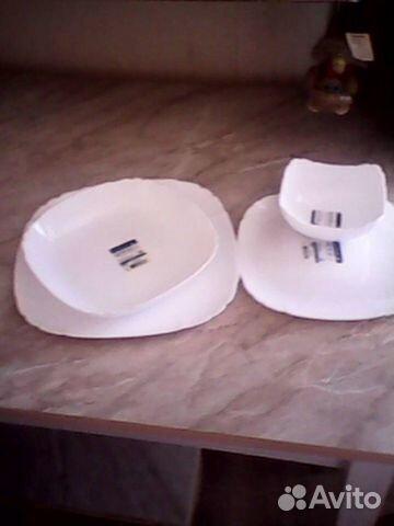4 тарелки разных размеров - Luminarc  89204062260 купить 1