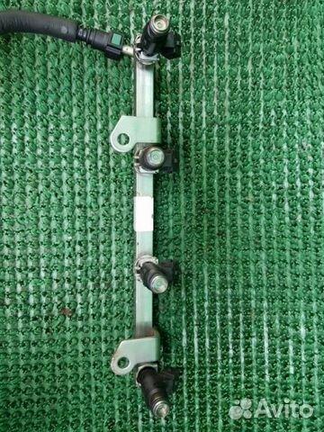 Топливная рампа с форсунками Lifan Solano 620 89046875188 купить 3