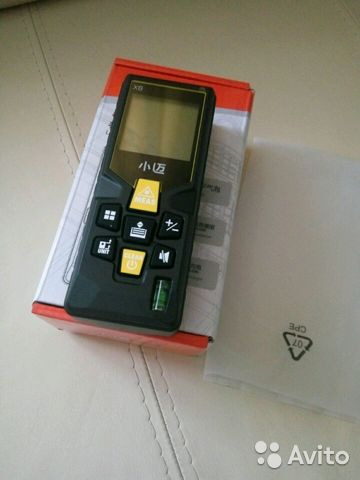 89061815336  Новый лазерный дальномер рулетка